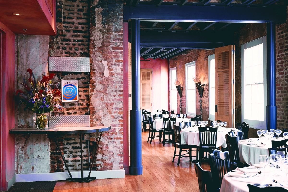 Nola Restaurant Private Party Room
