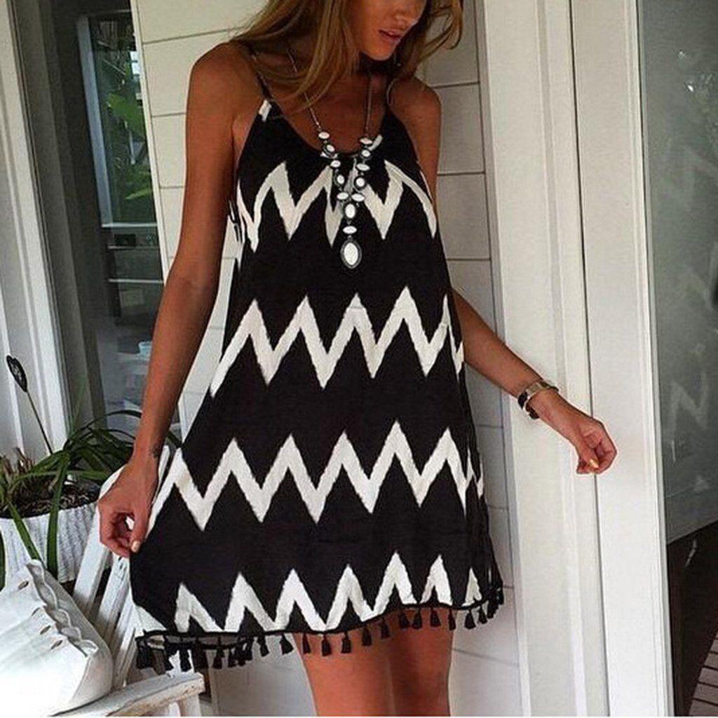 Vacation Dresses #shortbacklessdress