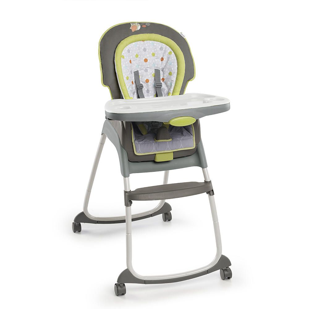 Ingenuity Trio 3 In 1 Deluxe High Chair Marlo Ingenuity Babies R Us 99 99 Can Come Off Stand And Sit On Cha Baby High Chair High Chair Toddler Chair