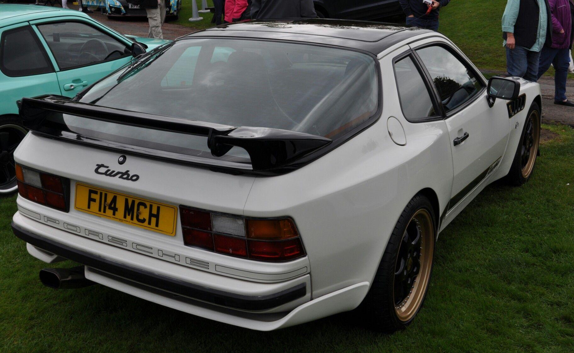 Porsche 944 Turbo Custom Modified Century Styling Porsche 944 Porsche Porsche 924