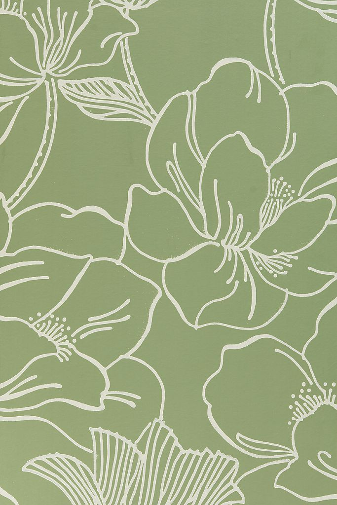Farrow & Ball Helleborus Wallpaper