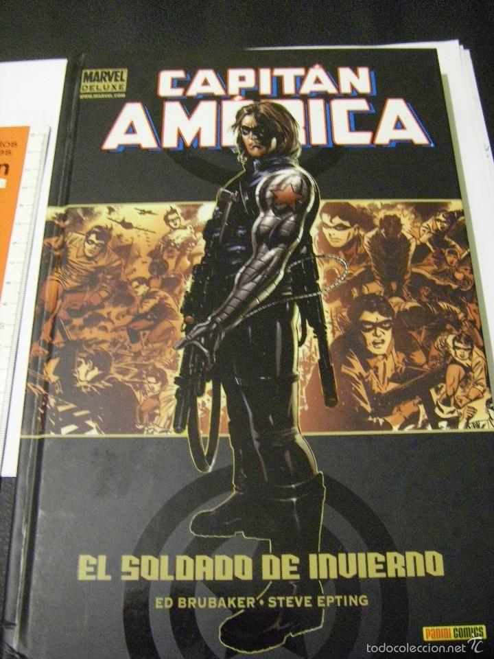 CAPITAN AMERICA 02: EL SOLDADO DE INVIERNO (Tebeos y Comics - Panini - Marvel Comic)