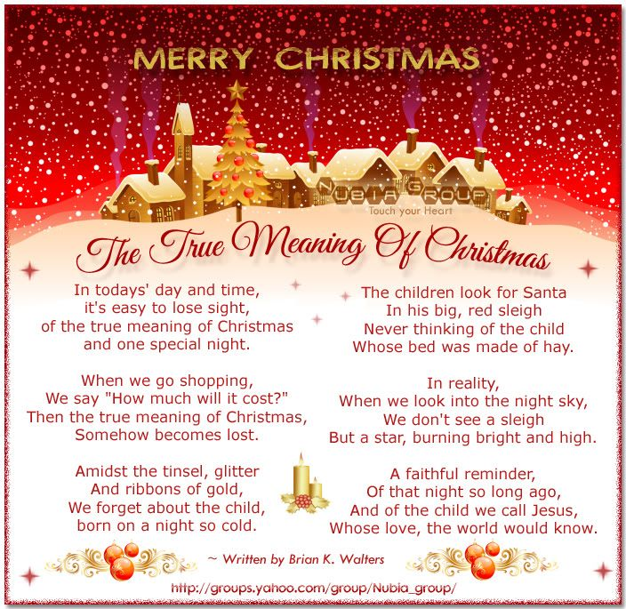 christian meaning of christmas tree my focus is more on the true meaning of christmas - True Meaning Of Christmas
