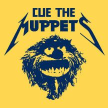 So love this! Cue The #Muppets #maize #goblue #tshirt #mgoblueblog