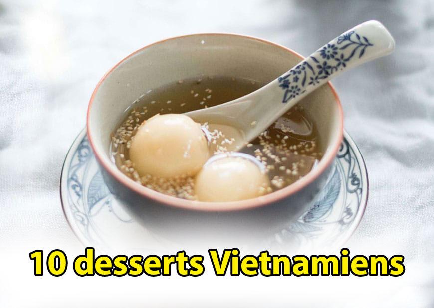 Le TOP 10 Desserts Vietnamiens À Essayer Absolument en ...