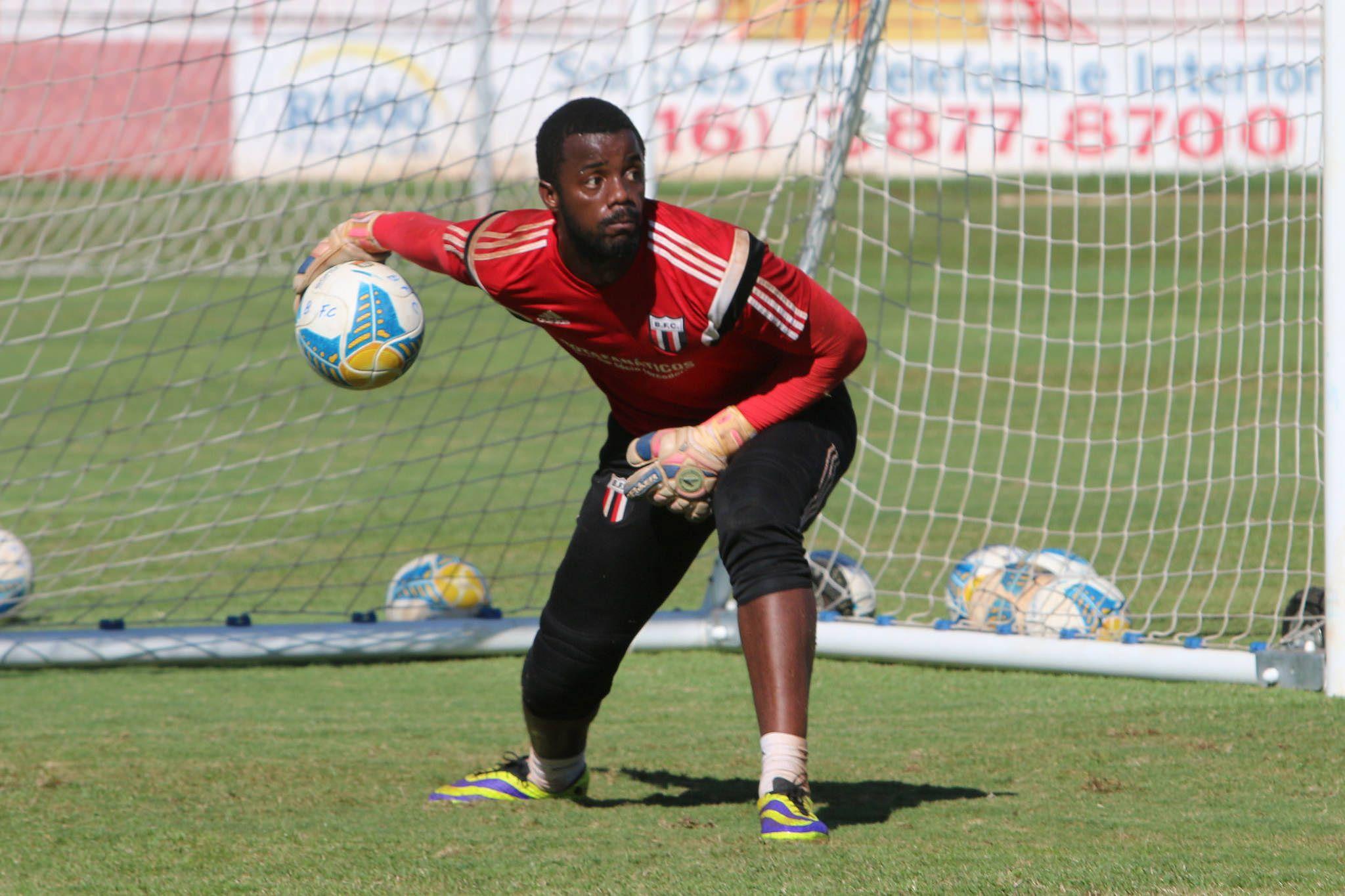 Andrey, goleiro do Botafogo-SP, está na lista de convocados para o Pan #BotafogoSp