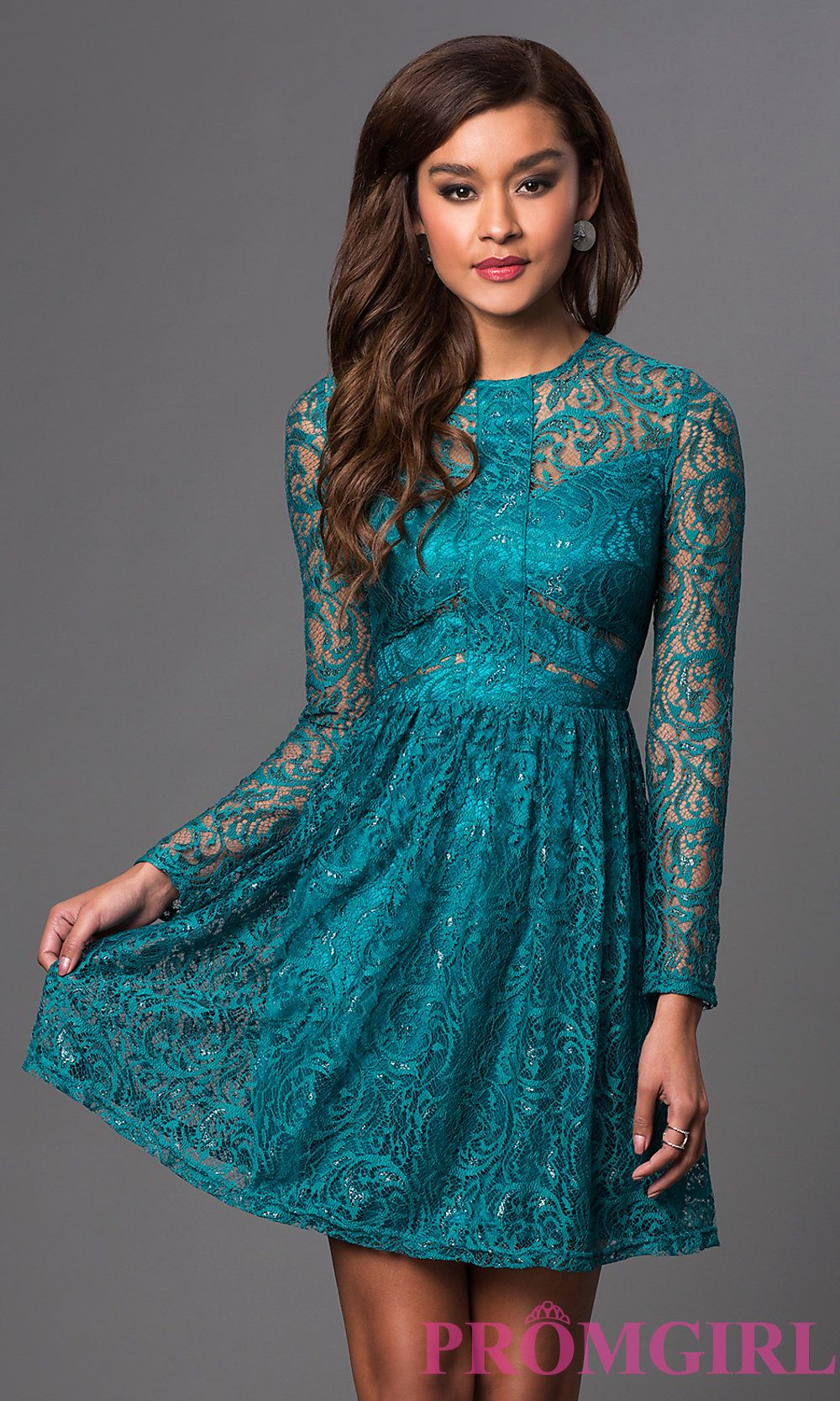 Casual short wedding dresses with long sleeves? - Weddingbee | Long ...