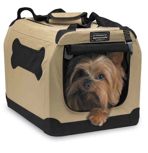 Offer Caring Carrying Privilege By A Small Pet Carrier Pet Carriers Dog Travel Crate Dog Carrier