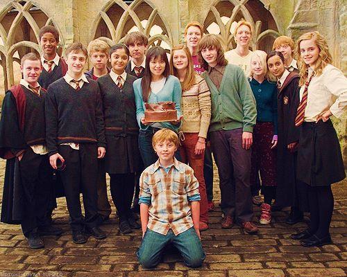 Harry Potter Gambar Cara Menggambar