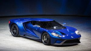 Ford GT 2016 is latest proof point of the commitment by Ford Performance to bring highest performance vehicles to customers worldwide through this supercar