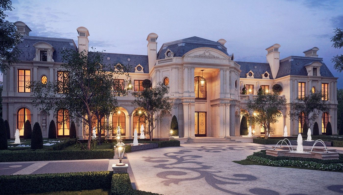 Private Residence (China) | Mansions, House exterior, Mansions luxury