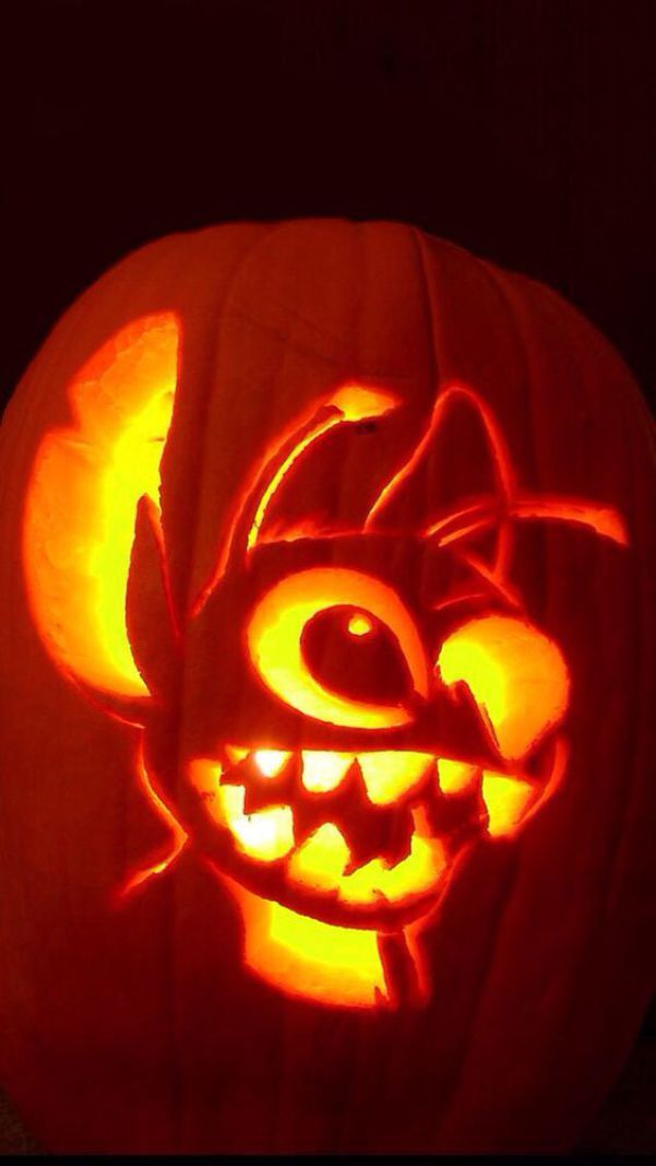 Pumpkin Carving Ideas That'll Wow Your Trick Or Treaters - Society19