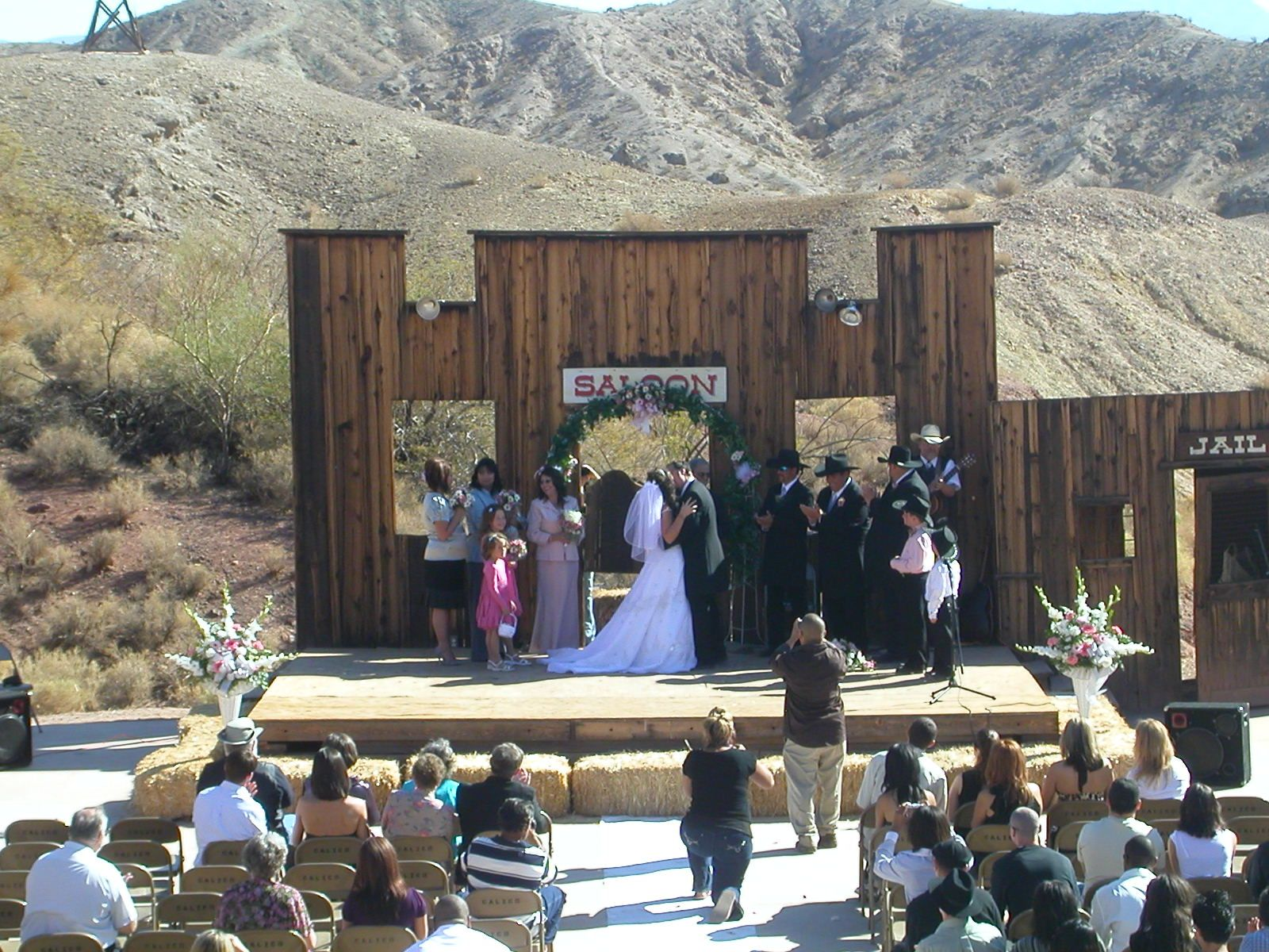 Calico Ghost Town Ghost town wedding, Calico ghost town