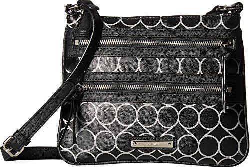 Nine West Women's Minnie Black/Black Handbag Nine West-$19.99