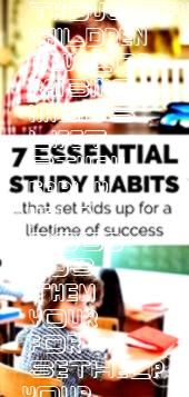 your children develop good study habits early on to set them up for a lifet  Raising Help your children develop good study habits early on to set them up for a lifet  Rai...