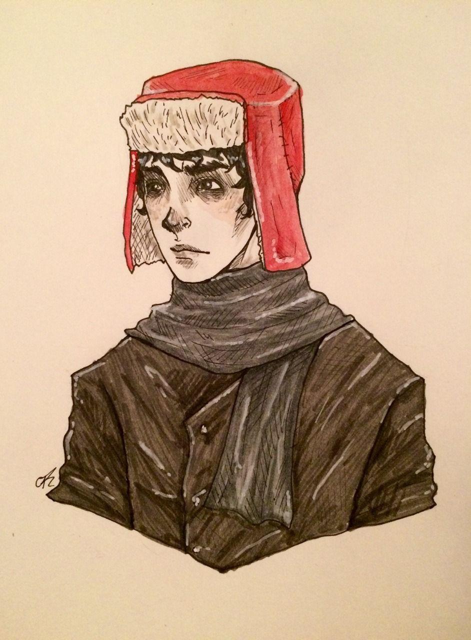 Inktober Holden Caulfield Art Drawing My Art The Catcher In