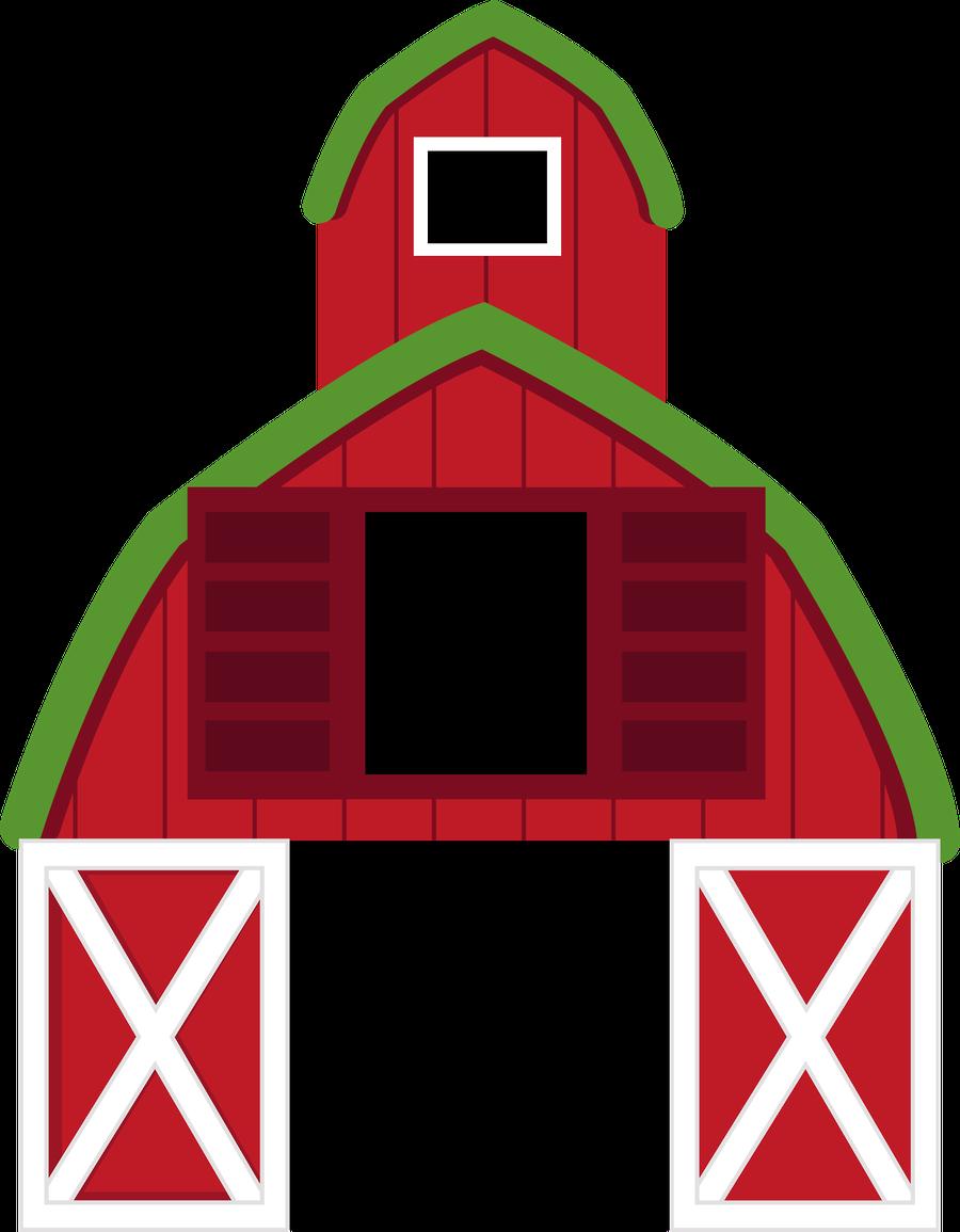 Red Barn Clip Art Transparent fazenda - minus … | pinteres…