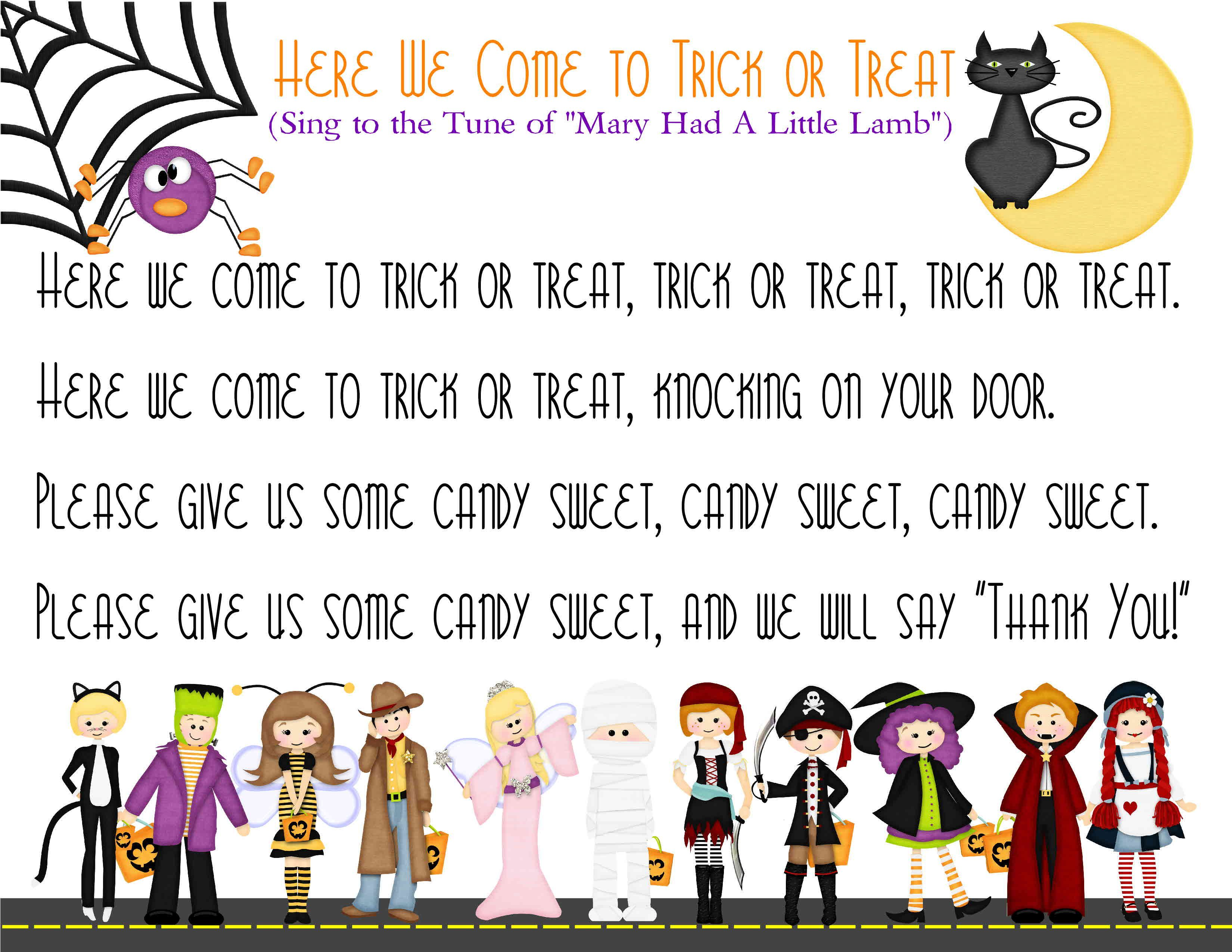 Free Printable Silly Song Facebook Callscreations