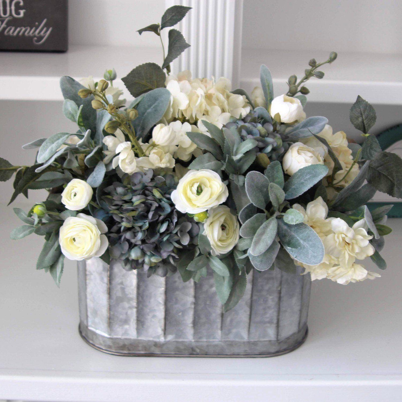 Best 12 farmhouse style floral arrangement spring floral