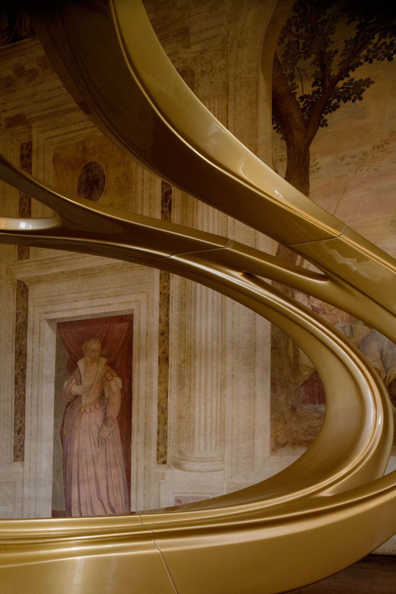 Andrea Palladio and Contemporary Architects. Zaha Hadid ... Modern Palladian Architecture