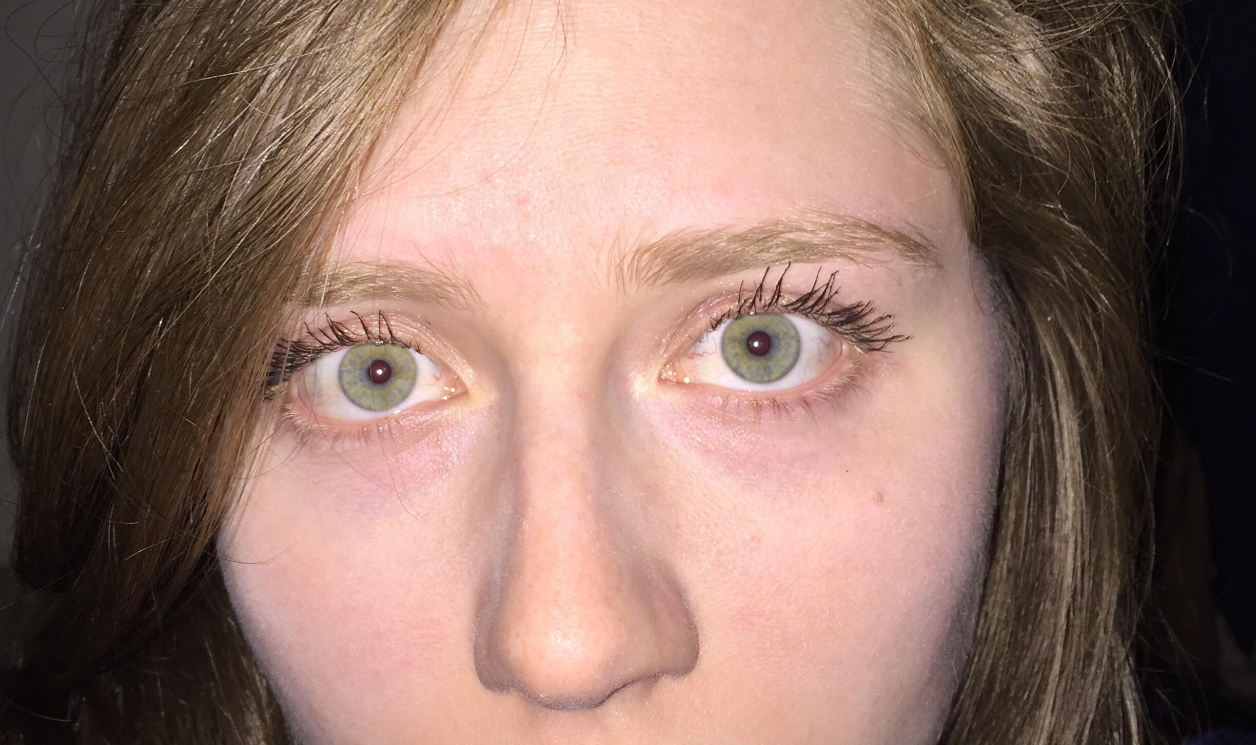 Green Eyes With No Brown At All Scandinavian Father Native American Mother No Filter Green Eyes Eyes Image