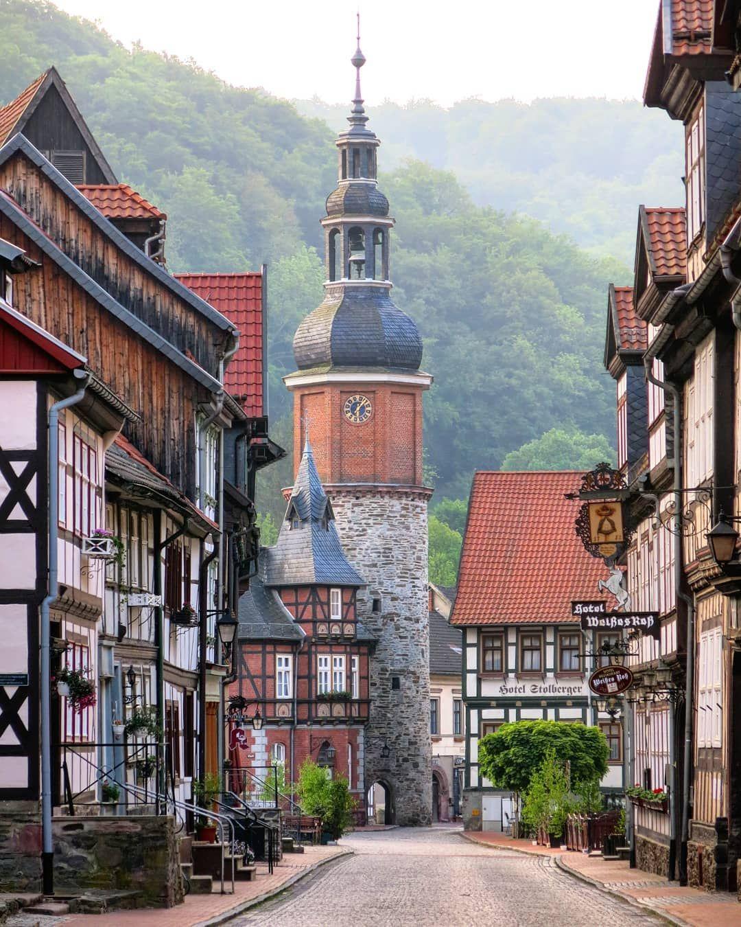 Stolberg, SachsenAnhalt, Germany Photo stephsche on