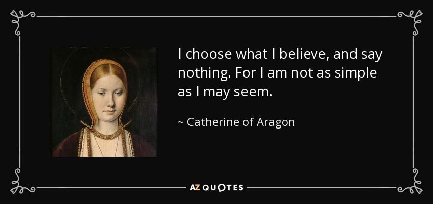 Photo of TOP 5 QUOTES BY CATHERINE OF ARAGON   A-Z Quotes