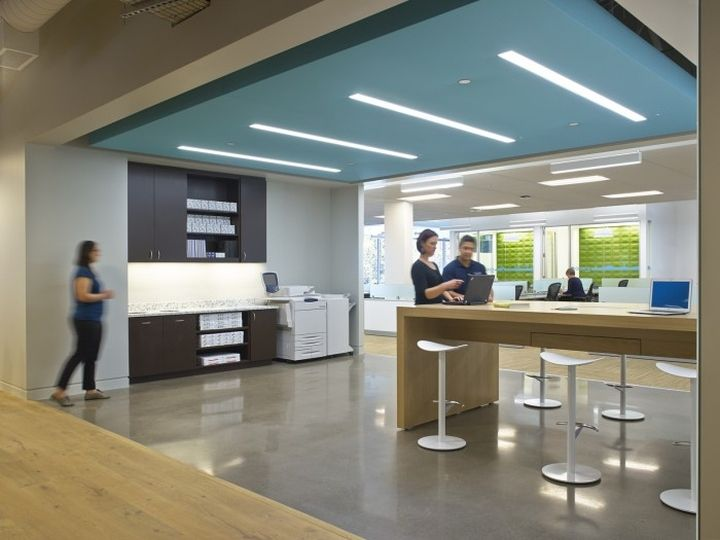 LinkedIn Headquarters by AP+I Design, Sunnyvale – California » Retail Design Blog