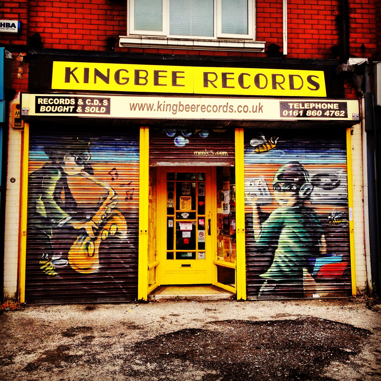 Kingbee Records In Chorlton Manchester Manchester Art Manchester Uk Greater Manchester