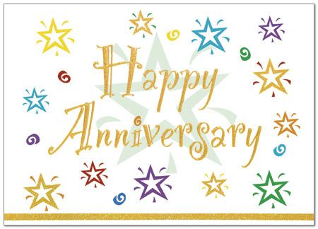 happy work anniversary google search - Work Anniversary Cards