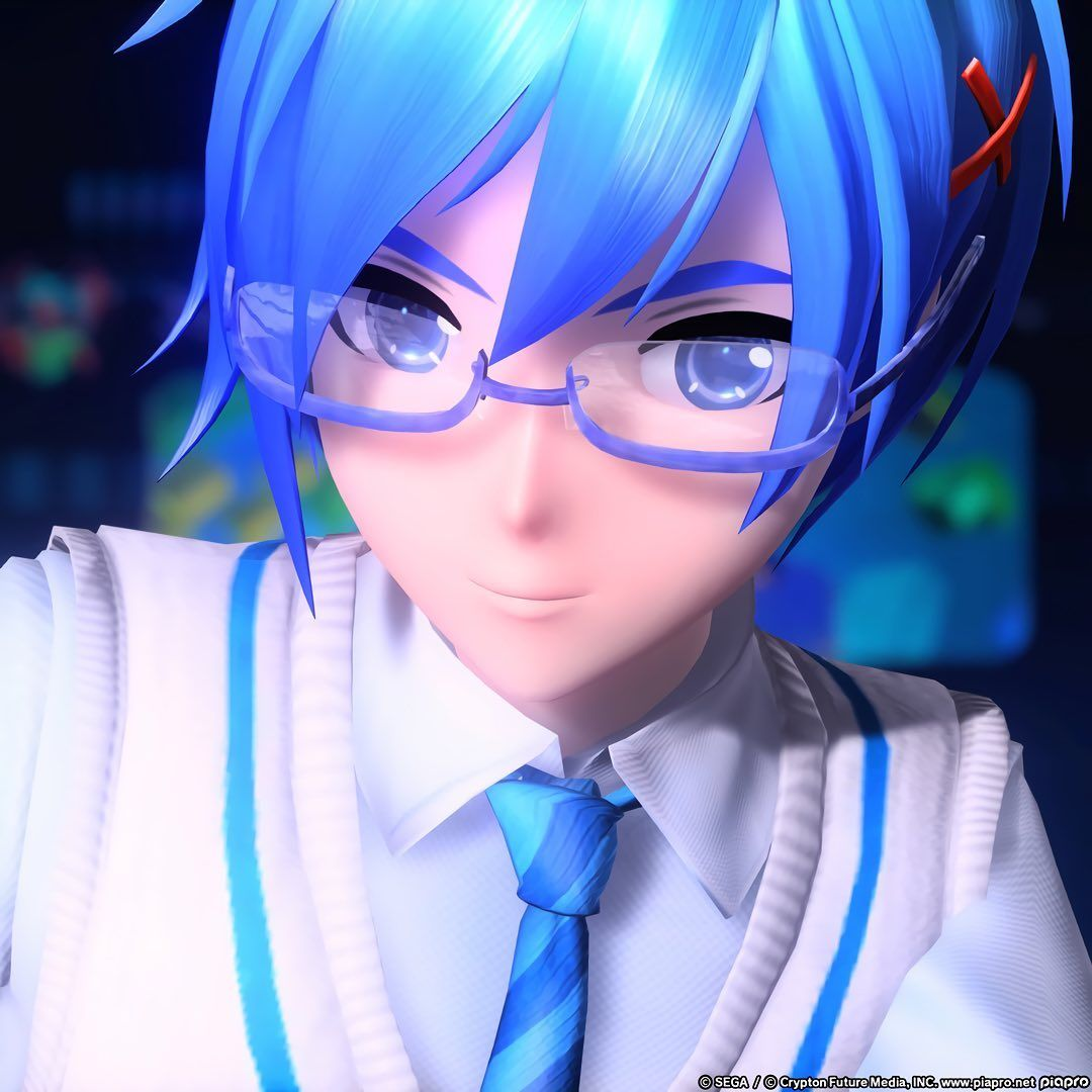 Pin by ky96 on vocaloid in 2020 vocaloid kaito kaito