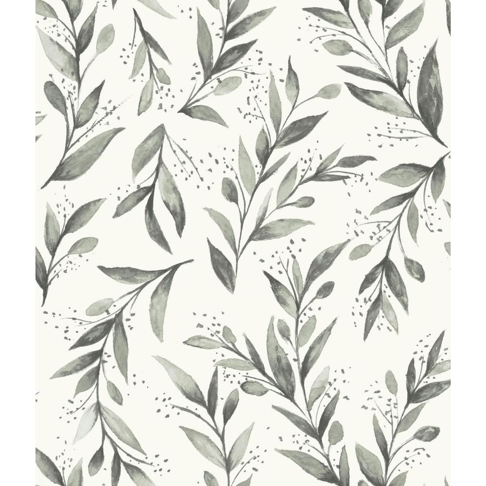 Magnolia Home By Joanna Gaines Olive Branch Paper Strippable Wallpaper Covers 56 Sq Ft Me1537 The Home Depot Farmhouse Wallpaper Joanna Gaines Wallpaper Magnolia Homes
