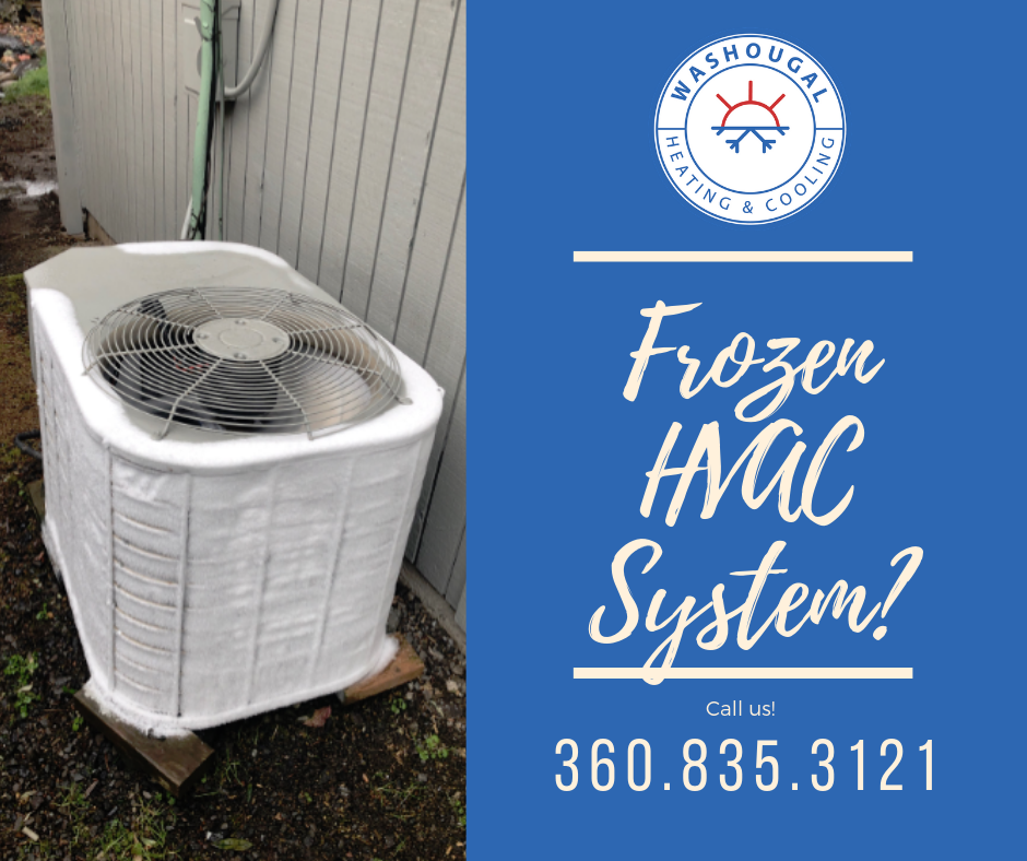 It Has Been A Cold Couple Of Months If Your Hvac Unit Gets Too