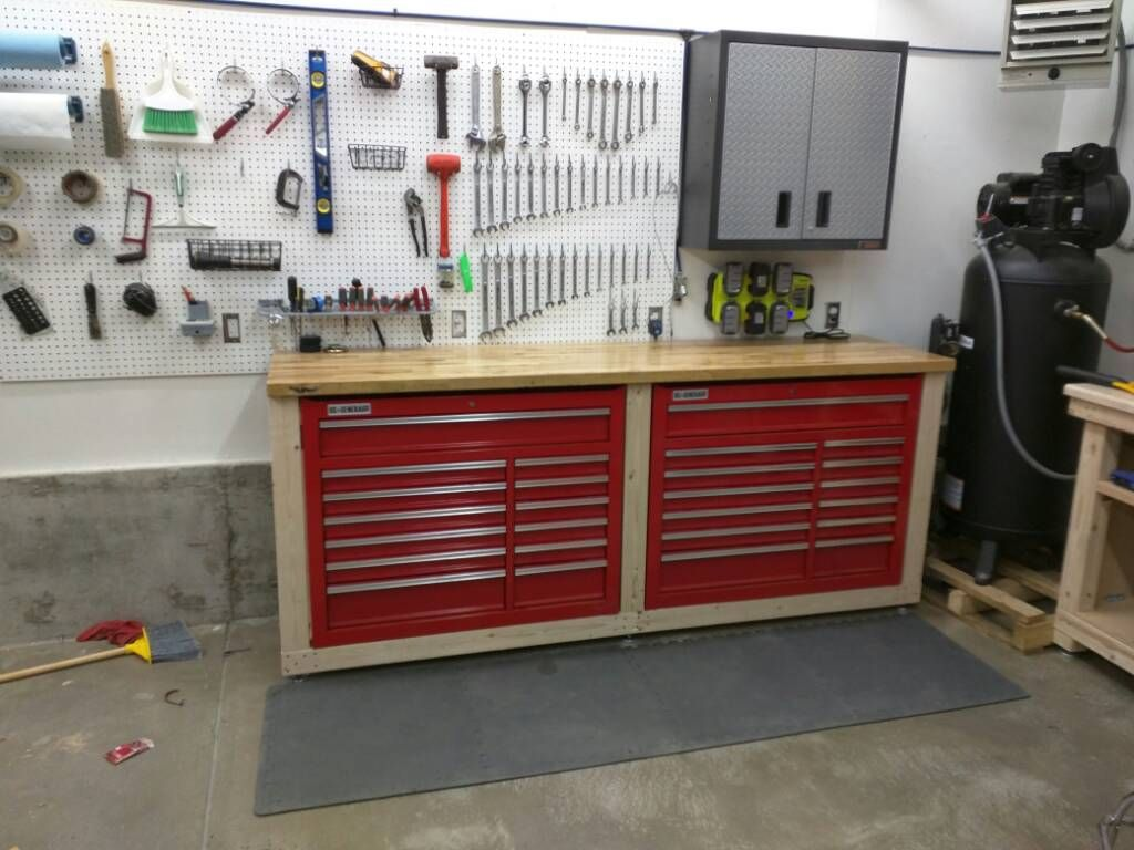 my 24x28 auto shop build page 4 the garage journal board