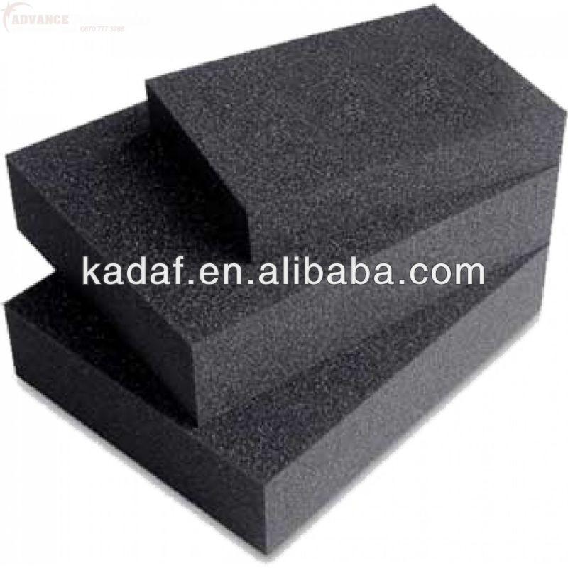 custom shaped foam packaging foam inserts, packing foam blocks from