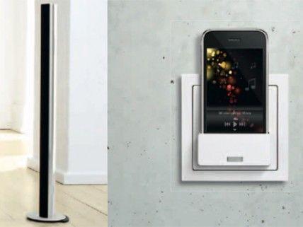 busch jaeger idock badkamer radio kits pinterest. Black Bedroom Furniture Sets. Home Design Ideas