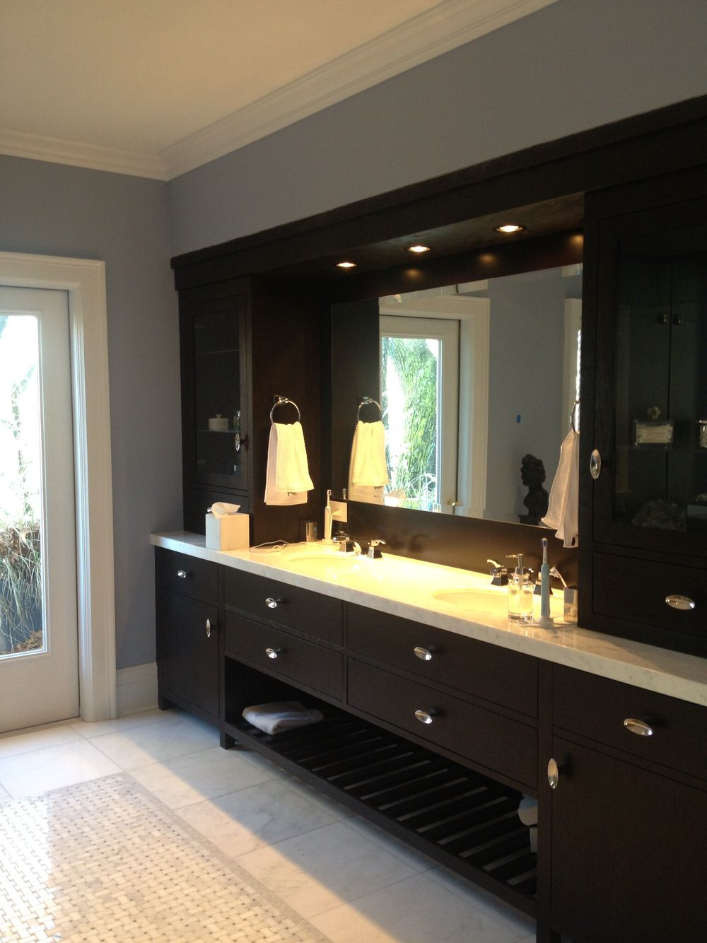 Custom Vanity By Klaffs Classic Bathroom Custom Vanity Home Decor