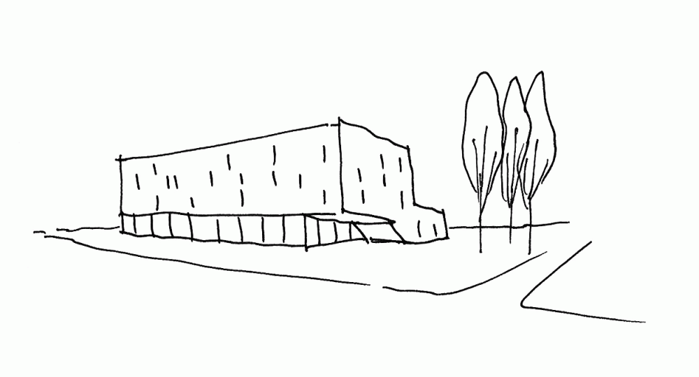 Gimnasio del Colegio Asnières-sur-Seine / Ateliers O-S architectes