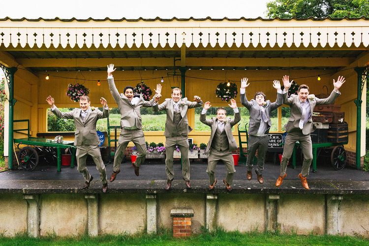 Horsebridge Station Wedding Venue Near Winchester