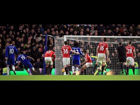 Chelsea Vs Manchester United 1 1 All Goals Highlights 07 02 2016 Hd Youtube Manchester United Manchester The Unit