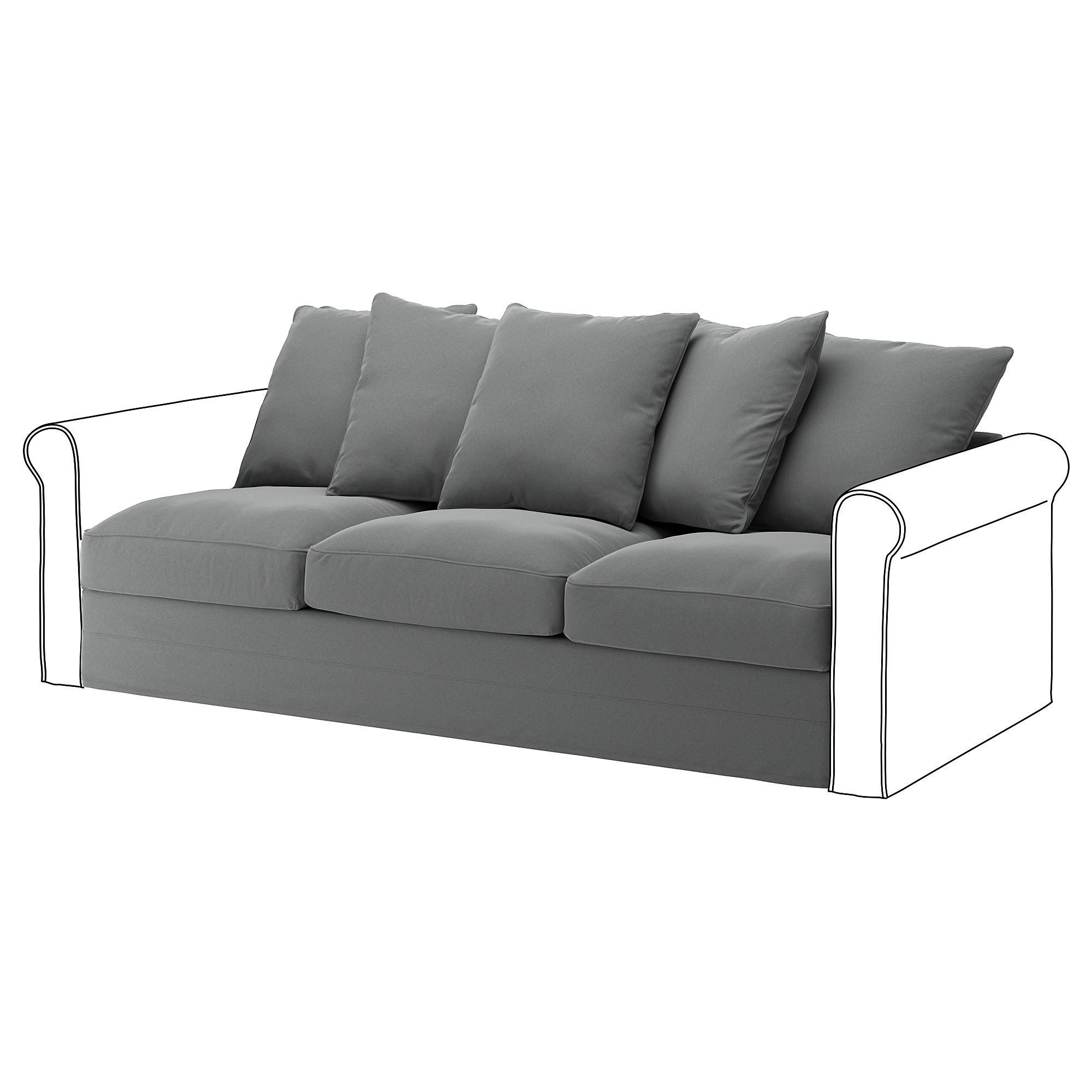 Us Furniture And Home Furnishings Ikea Ikea Sofa Sofa Frame