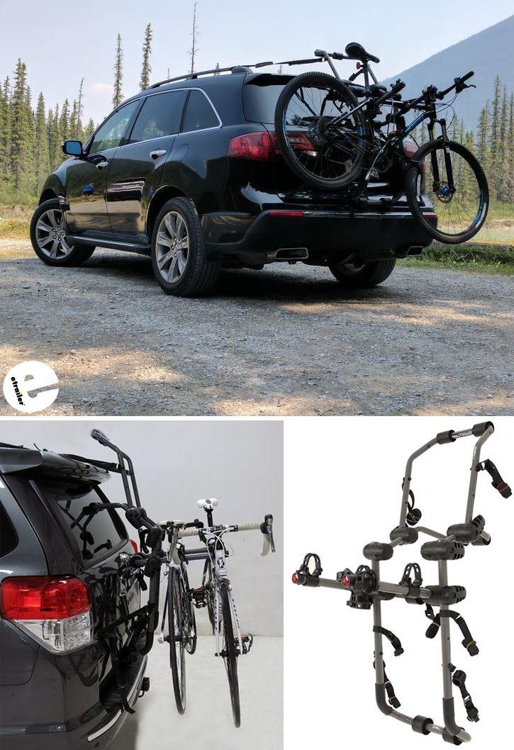 Hollywood Racks OvertheTop 2 Bike Carrier for Vehicles w