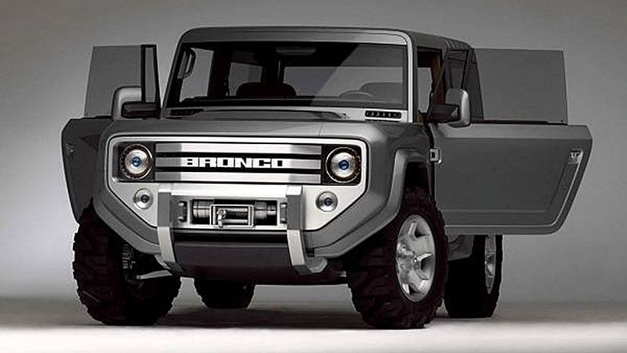 No 2018 2019 Ford Bronco But Yes For 2020 Confirmed Ford