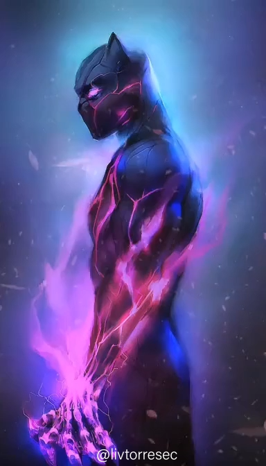 Black Panther Wallpaper Animado Video In 2020 Superhero Wallpaper Marvel Comics Wallpaper Superhero Wallpaper Iphone