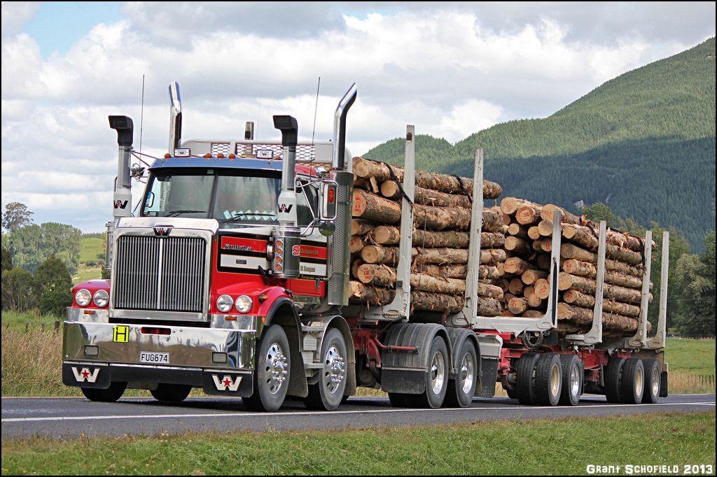 Western Star Trucks Western Star Trucks Big Tractors