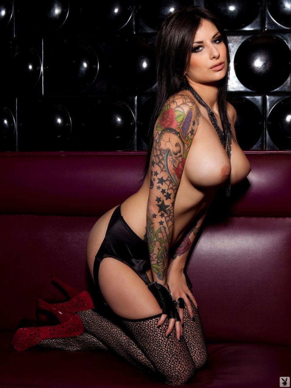 Tattooed Nude 36