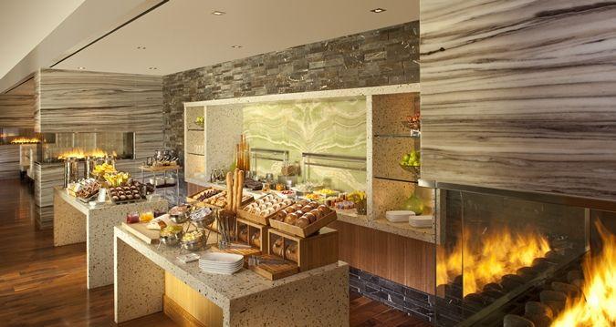 Hilton Mclean Tysons Corner Va Hotel Breakfast Buffet