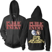 clear-cut texture better price for Buy Authentic Fear of a Black Planet Hoodie   Public Enemy Merch   Black ...