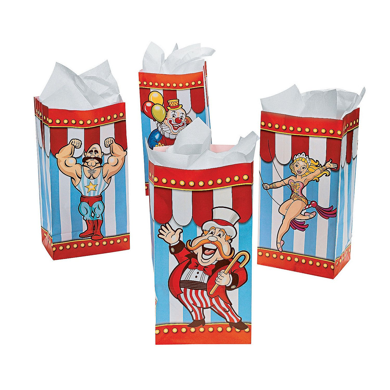Big Top Bags - OrientalTrading.com