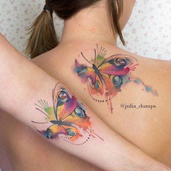 Pin On Jellyfish Tattoos